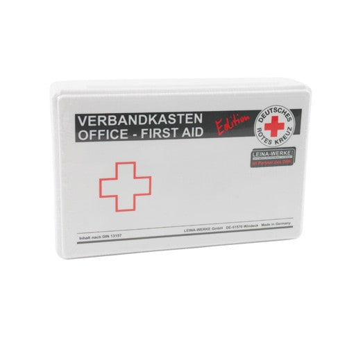 Workplace First Aid Kit in accordance with DIN 13157