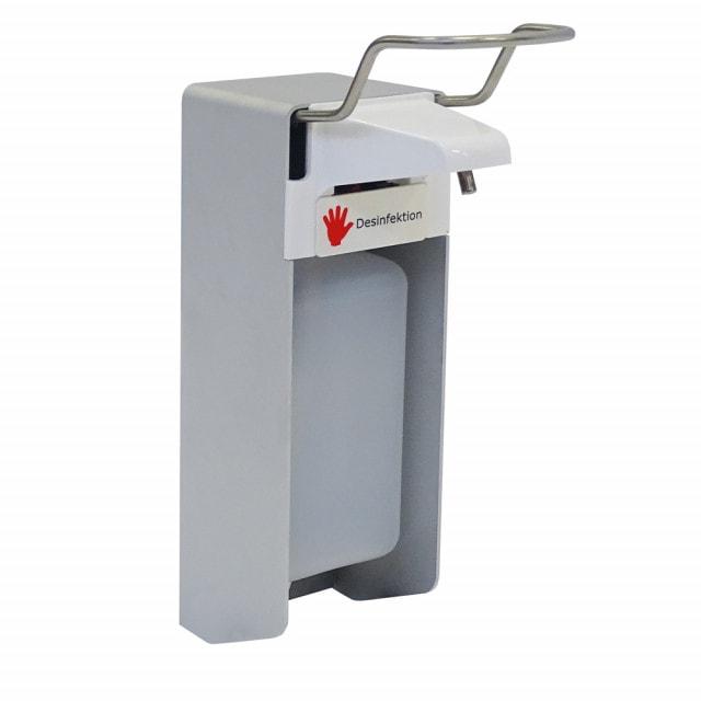 Desinfectiedispenser voor Novocal-behandelwagens