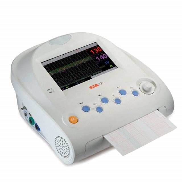 Monitor płodowy F30, dostępny również w wersji dla ciąży bliźniaczych