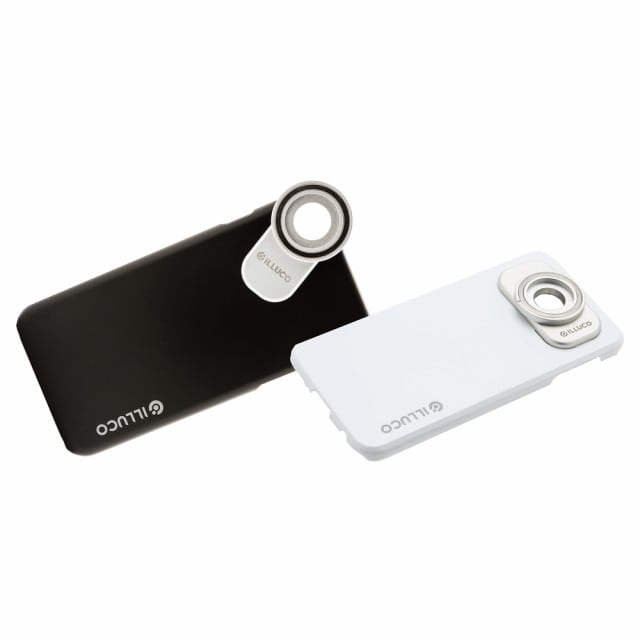 DermoScan smartphone adapter for the Illuco IDS-1100 dermatoscope