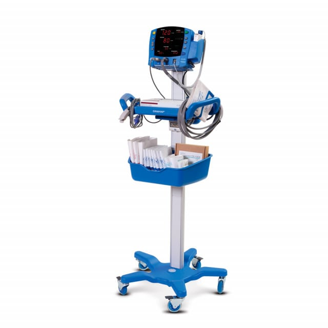 DINAMAP trolley for GE Carescape V100 vital signs monitor