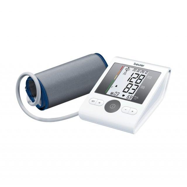 Tensiómetro BM 28 de Beurer para la medición totalmente automática de la presión arterial en la parte superior del brazo