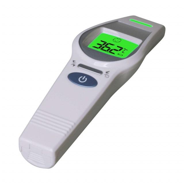 Thermomètre à infrarouge pour la détermination de la température sans contact