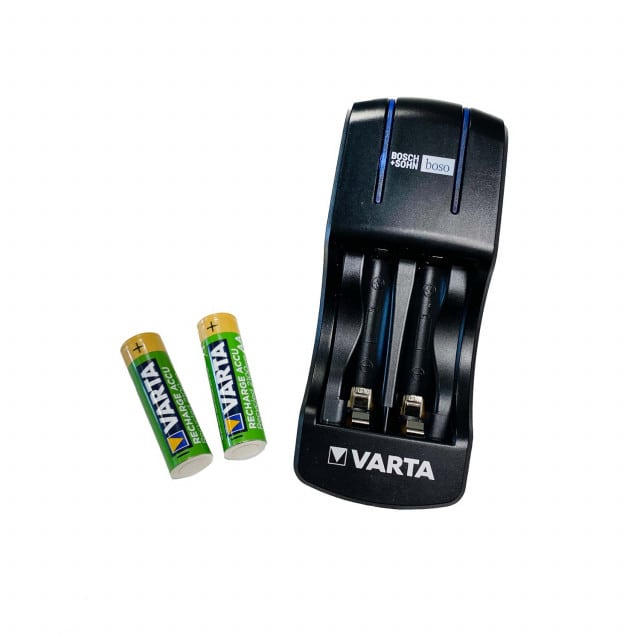 Boso TM 2450 charger Varta for the TM 2450 blood pressure monitor, without batteries