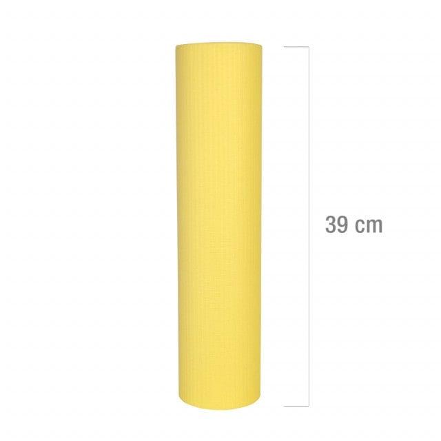 Drap d'examen Teqler, 3 couches, avec film imperméable aux liquides