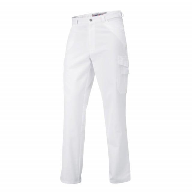 Pantalon médical unisexe de Bierbaum proenes 2 poches latérales et 2 poches arrière