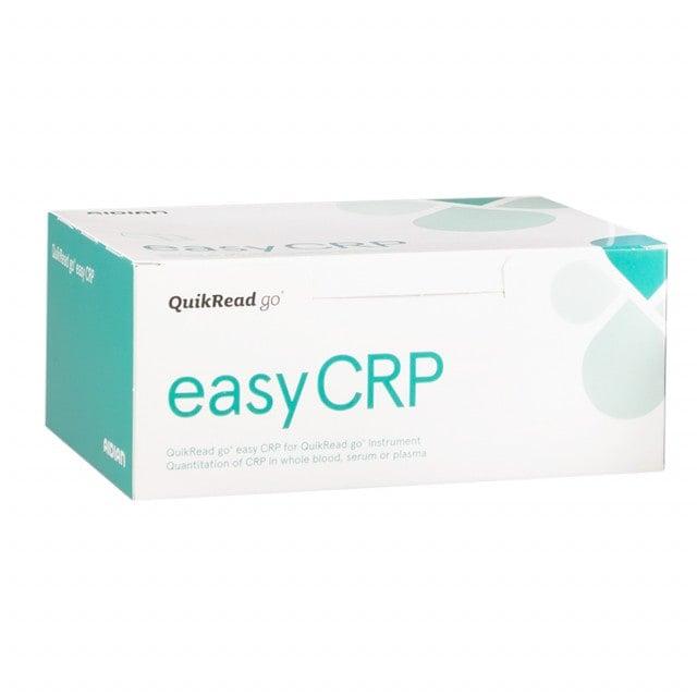 QuikRead go easyCRP-Kit zur schnellen und erleichterten Testdurchführung