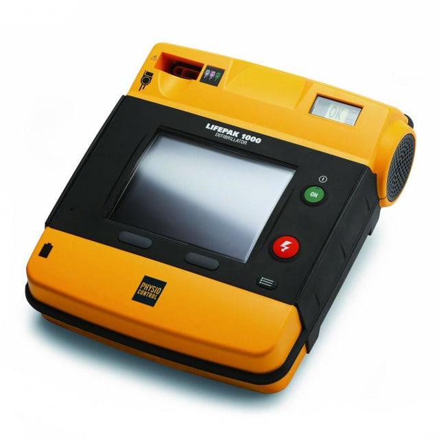 Lifepak 1000 SE Defibrillator (HA)