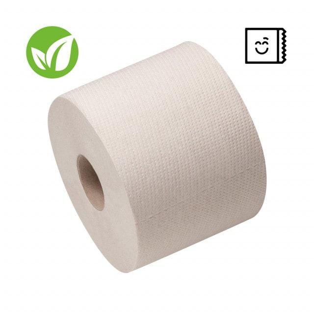 Milieuvriendelijk toiletpapier ROLF gemaakt van 100% gerecycled oud papier