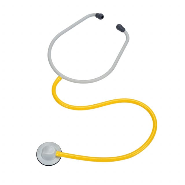 Single-patient stethoscope from 3M to avoid cross-contamination between patients