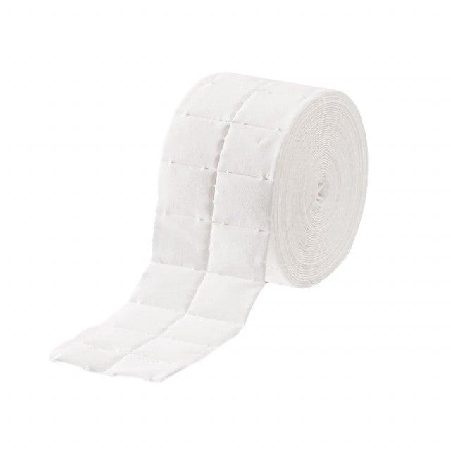 Rotoli di tamponi pad preforati e facili da strappare