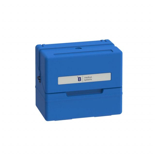 Pojemnik do transportu szczepionek B Medical Systems z pasywnym systemem chłodzącym