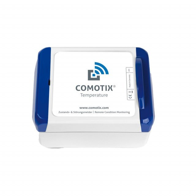 COMOTIX® Temperature for reliable monitoring of cooling systems such as refrigerators or freezers