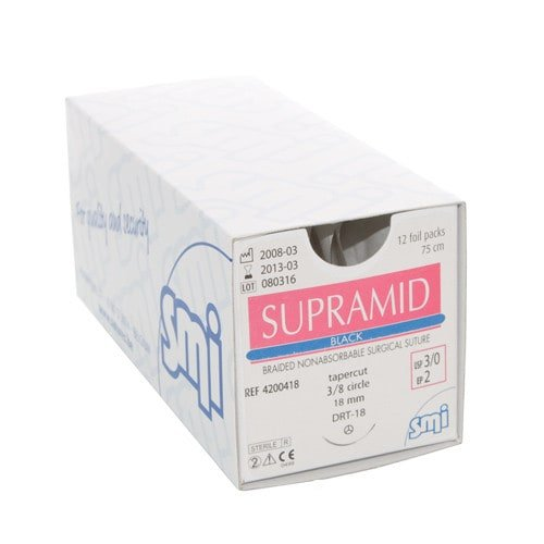 Supramid black
