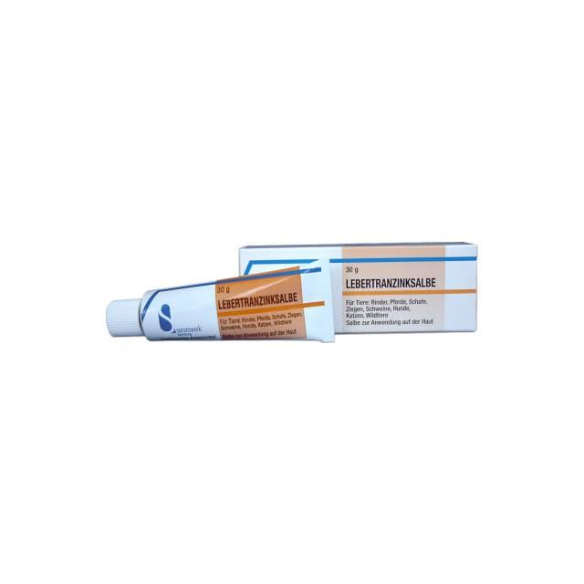 Cod Liver Oil Zinc Ointment