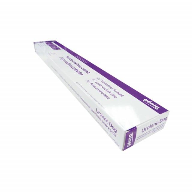 Urolene canine bladder catheter   Individually sterile packed, 1 catheter per box