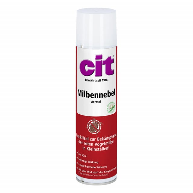 cit mite fogger for combatting red and white poultry mites in small stalls
