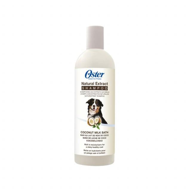 Oster Natural Extract shampoo met natuurlijke ingrediënten