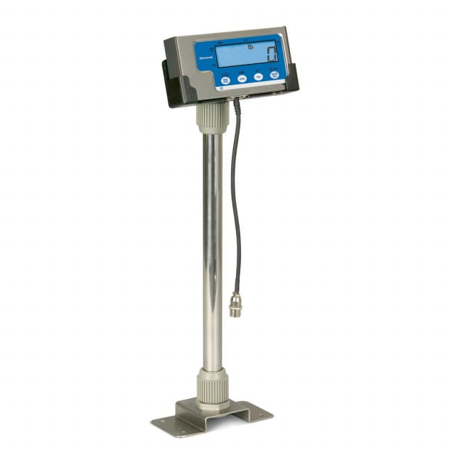 Robust and stable stand for display units