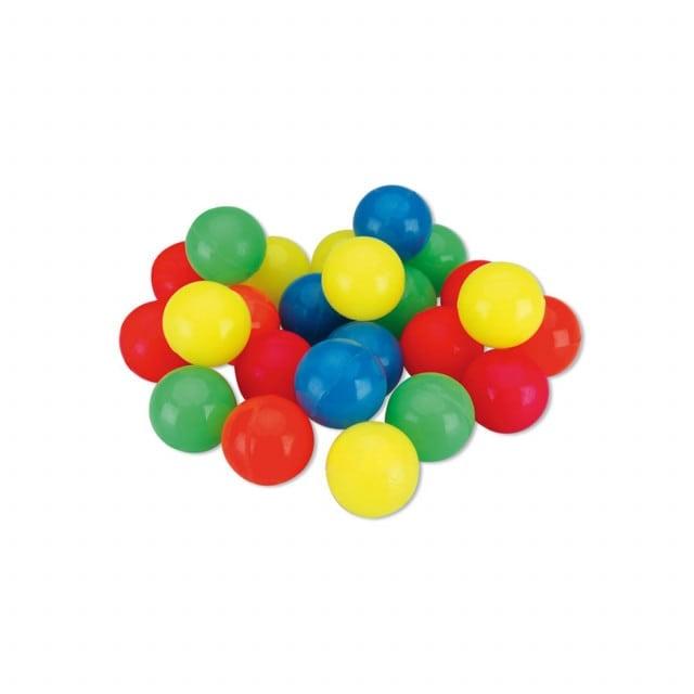 Miratoi® No. 8, bouncy balls in various colours