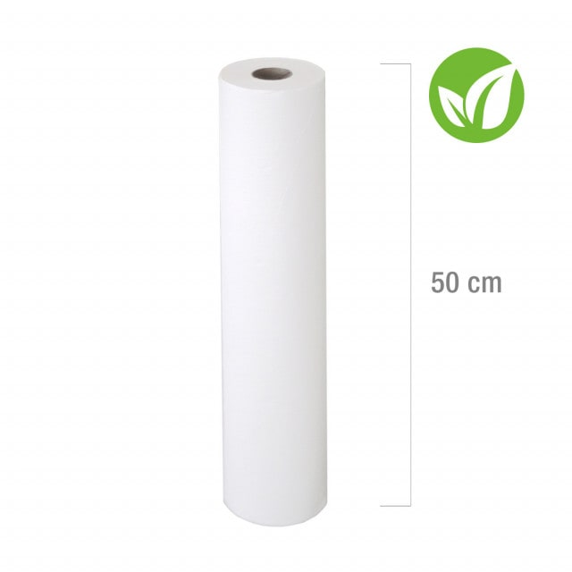 46 metre couch roll   Suited for dispenser systems