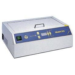 Small hot-air steriliser | Interior made of high-quality chrome-nickel steel