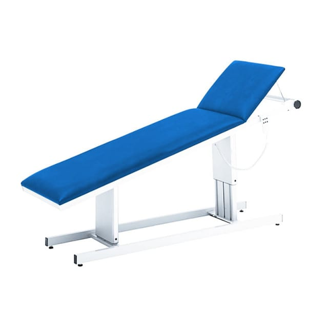 DUO-LIFT exam table | electric height adjustment, comfortable upholstery