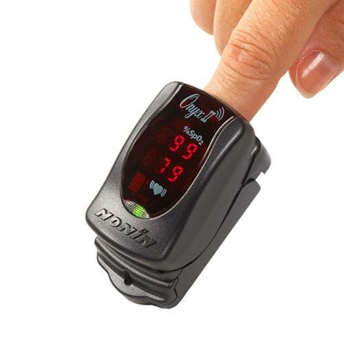 Nonin Onyx II 9550 oxímetro de pulso de dedo