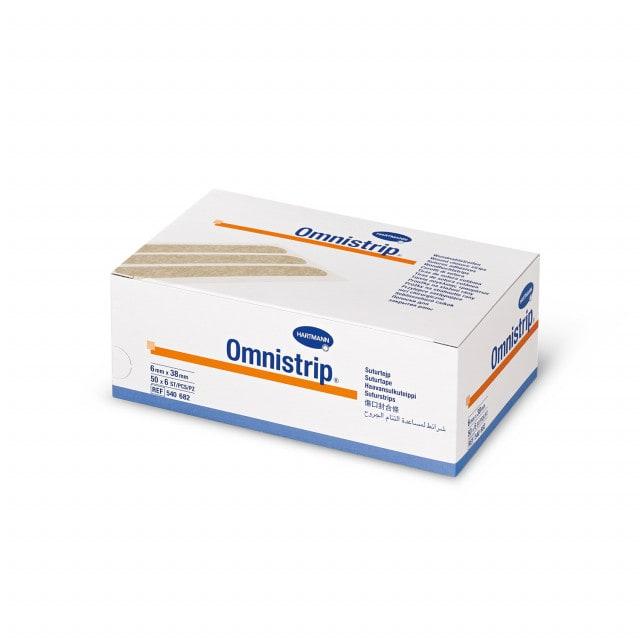 Omnistrip sterile wound closure strips