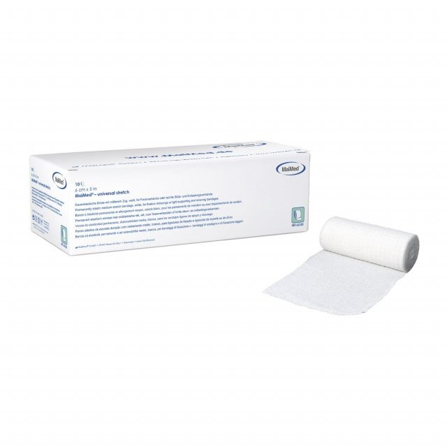 MaiMed®-Universal Stretch: Vendaje elástico permanente en diferentes anchos