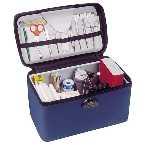 Wyjątkowo lekka i bardzo pojemna torba lekarska Bollman Easycare