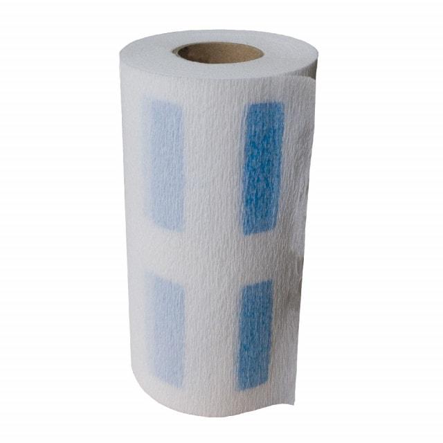 Tiras protectoras desechables para la medición higiénica de la presión arterial