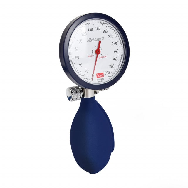 Boso Clinicus II blood pressure monitor in various colours