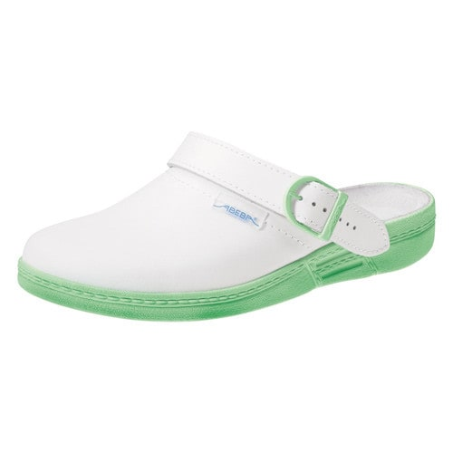 Women'S clogs from Abeba with adjustable heel strap