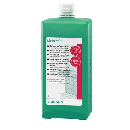 Melsept SF oppervlaktedesinfectie voor het reinigen en desinfecteren in medische risicozones