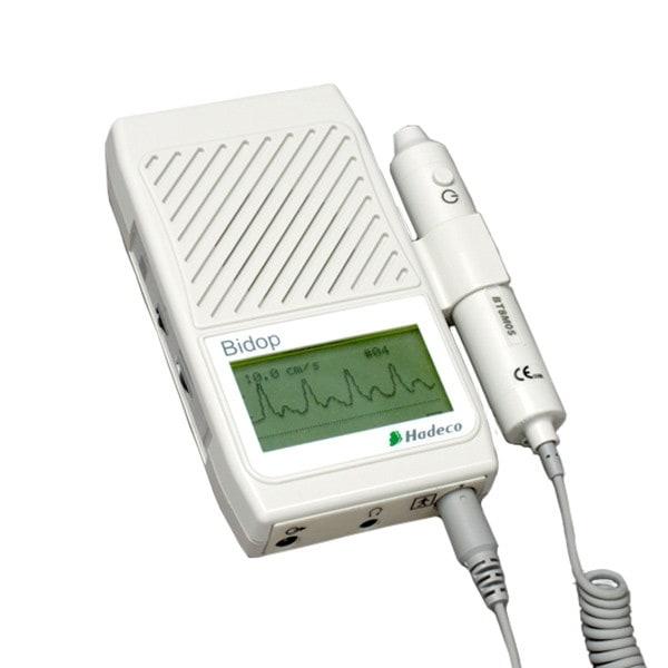 Bi-dop ES-100V3 CW pocket doppler and transponder