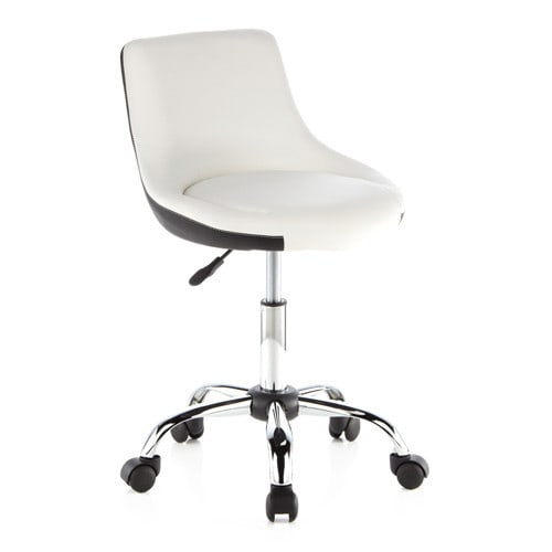 Designer swivel chair   Ideal for medical facilities with carpet flooring