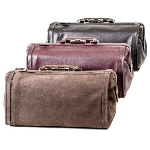 Dürasol Primus doctor's bag made of high-quality genuine leather