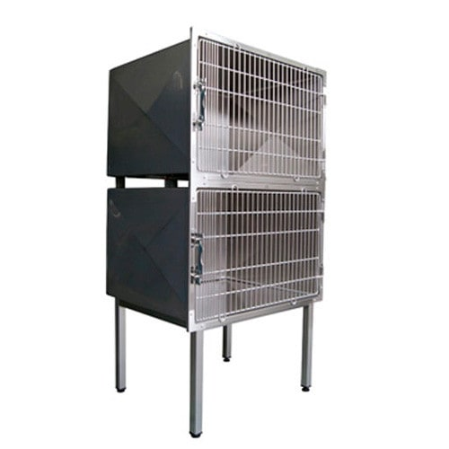 Stainless steel ward cage