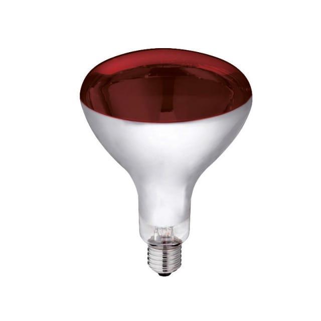 Lampe infrarouge étanche aux éclaboussures avec 150 ou 250 watts