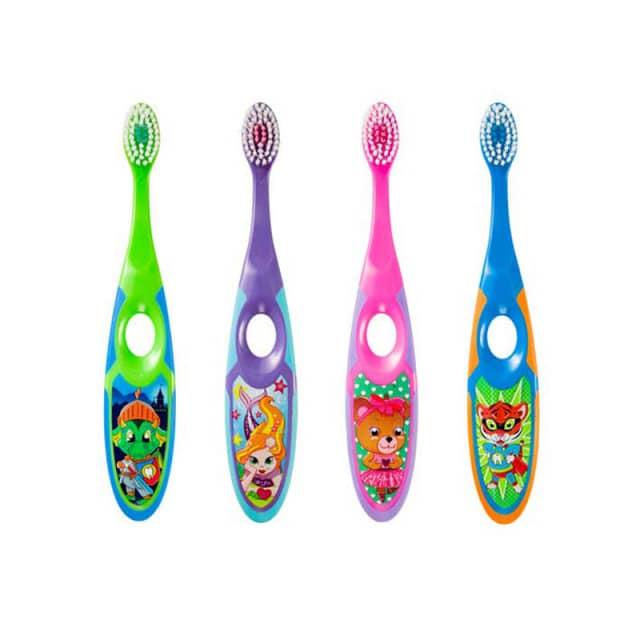 Cepillos de dientes para niños Jordan