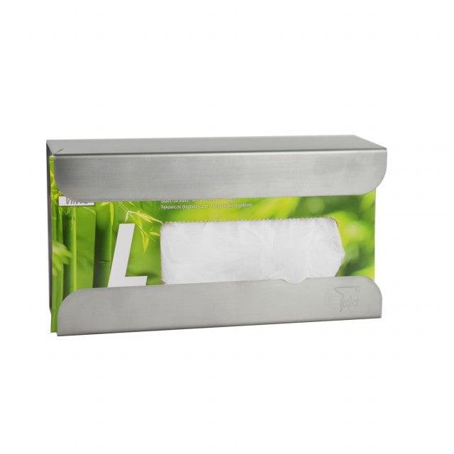 Stainless Steel Glove Dispenser