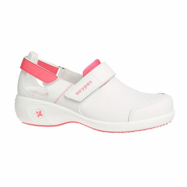 Hospital shoes available in a range of bright colours