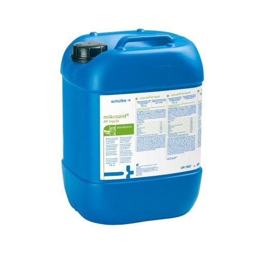 Mikrozid AF liquid Flächendesinfektion trocknet schnell und rückstandsfrei
