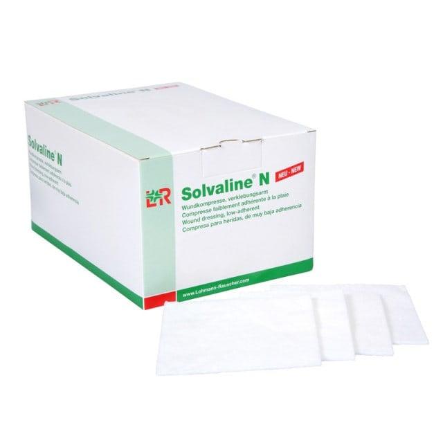 Solvaline N Wound Compresses