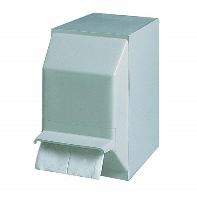 Dispensador de plástico para torundas Haeberle