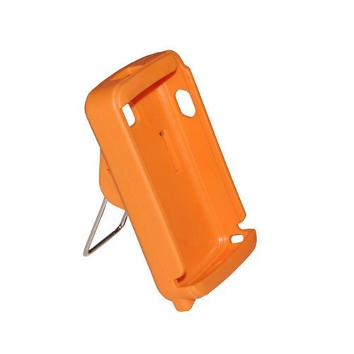 Tight-fitting protective cover for the UT 100 handheld pulse oximeter