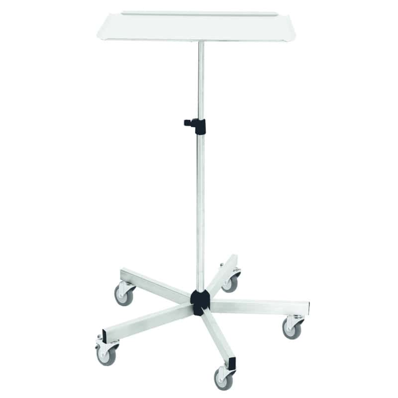 Instrument table, stainless steel