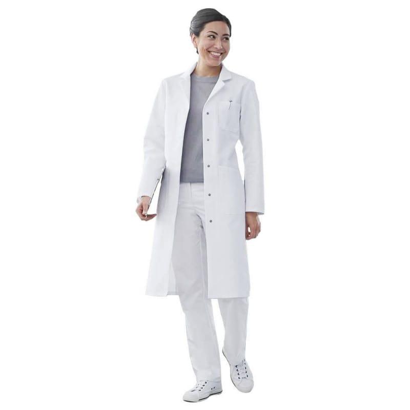 Women's lab coat from HIZA