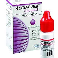 Accu-Chek Compact Plus Control Solution